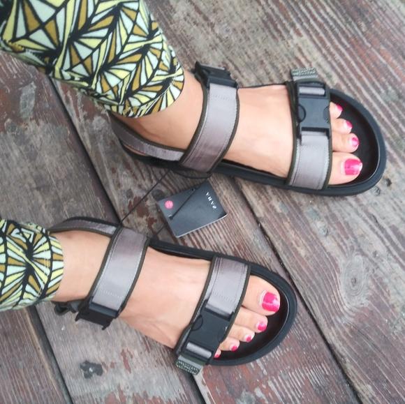 ZARA sporty sandals